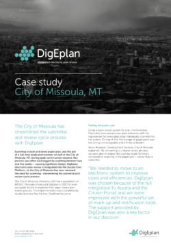 City of Missoula DigEplan